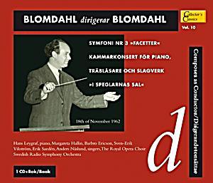 Image of Blomdahl Conducts Blomdahl