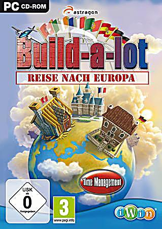 Image of Build A Lot Reise Nach Europa (Pcn)