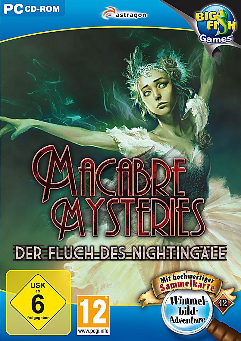Image of Macabre Mysteries: Der Fluch des Nightigale