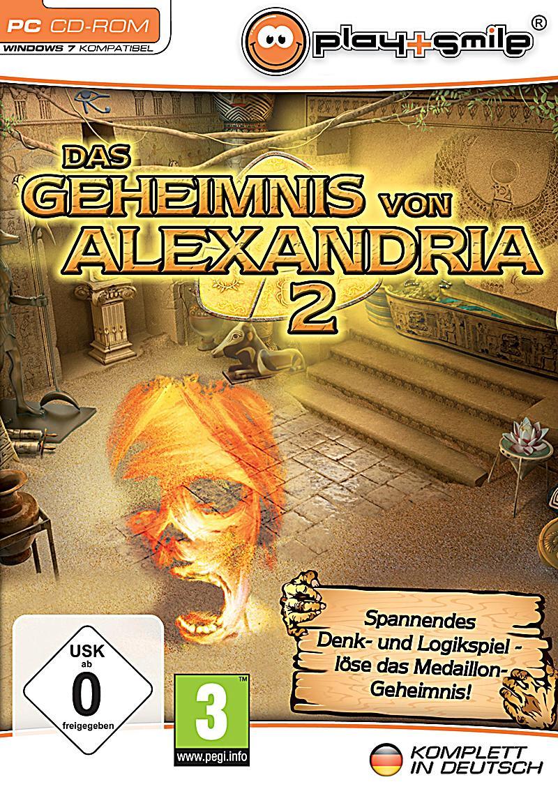 Image of Das Geheimnis von Alexandria 2