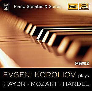 Image of Klaviersonaten Und Suiten