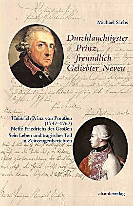 Image of Durchlauchtigster Prinz, freundlich Geliebter Neveu