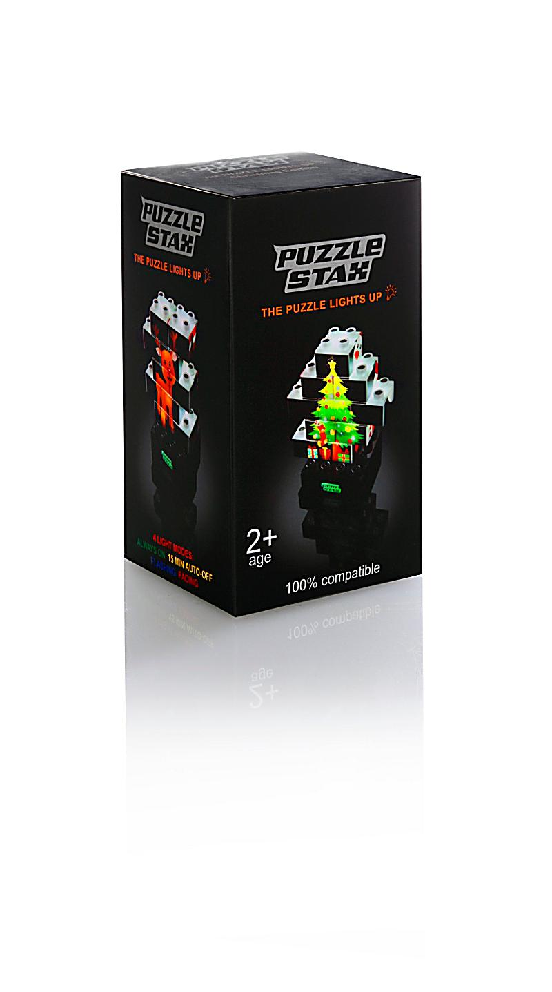 Image of LIGHT STAX-PUZZLE STAX XMAS-Edition