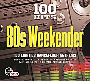 Image of 100 Hits-80s Weekender