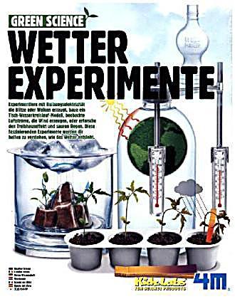 Image of Green Science, Wetter (Experimentierkasten)