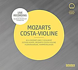 Image of Mozarts Costa-Violine