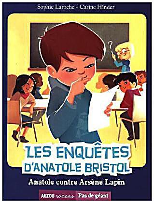 Image of Les enquêtes d'Anatole Bristol