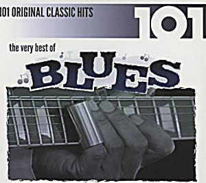 Image of 101-The Very Best Of Blues