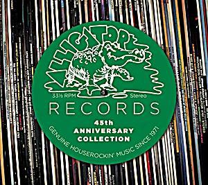 Image of Alligator Records 45th Anniversary