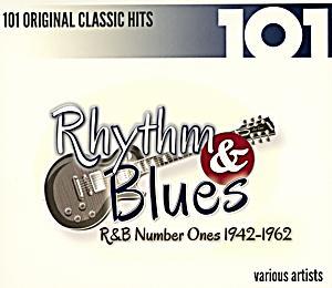 Image of 101-Rythm & Blues Number Ones 1942-1962