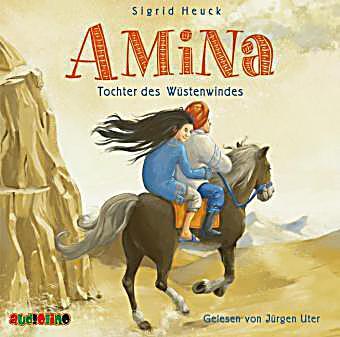 Image of Amina - Tochter des Wüstenwindes, Audio-CD