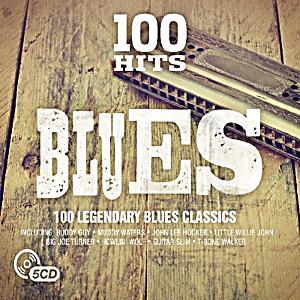 Image of 100 Hits-Blues-Digi-