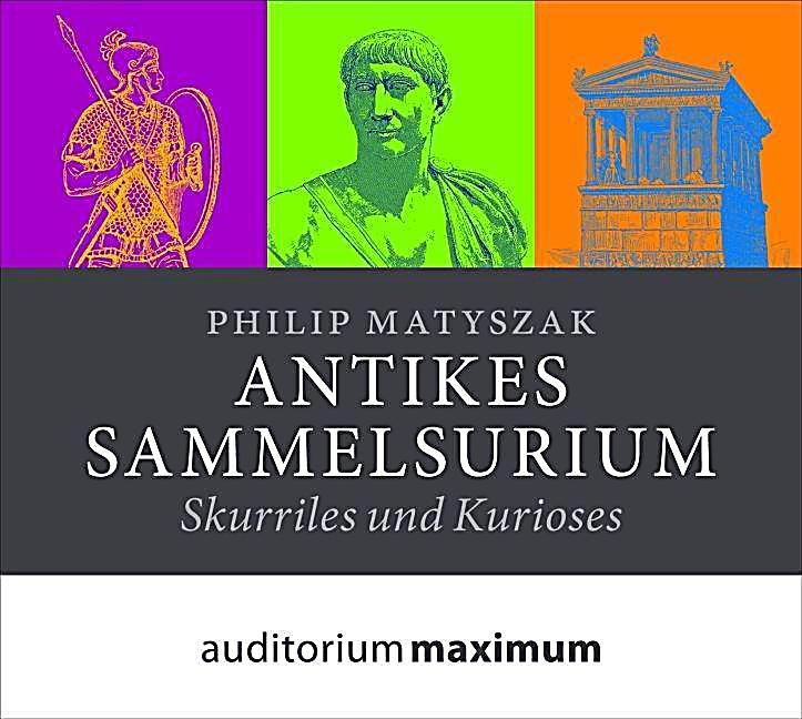 Image of Antikes Sammelsurium, 1 Audio-CD
