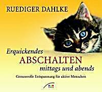 Image of Erquickendes Abschalten mittags und abends, Audio-CD