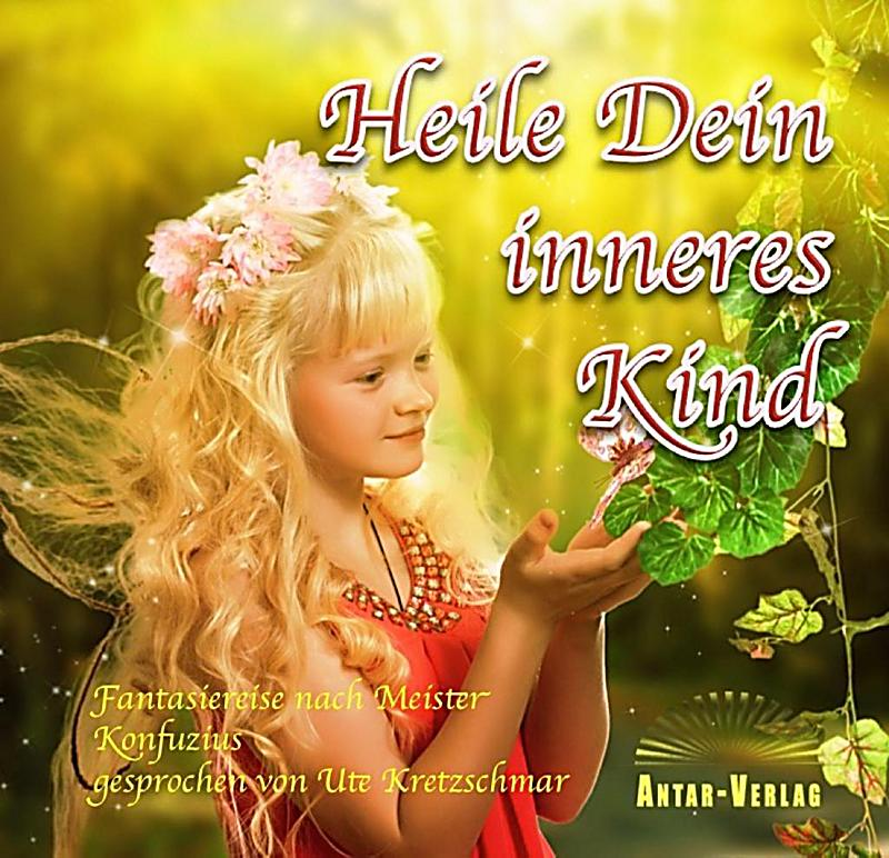 Image of Heile Dein inneres Kind, Audio-CD