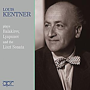 Image of Die Balakirev & Lyapunov-Aufnahmen & Liszt-Sonate