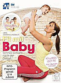 Image of Fit mit Baby, DVD