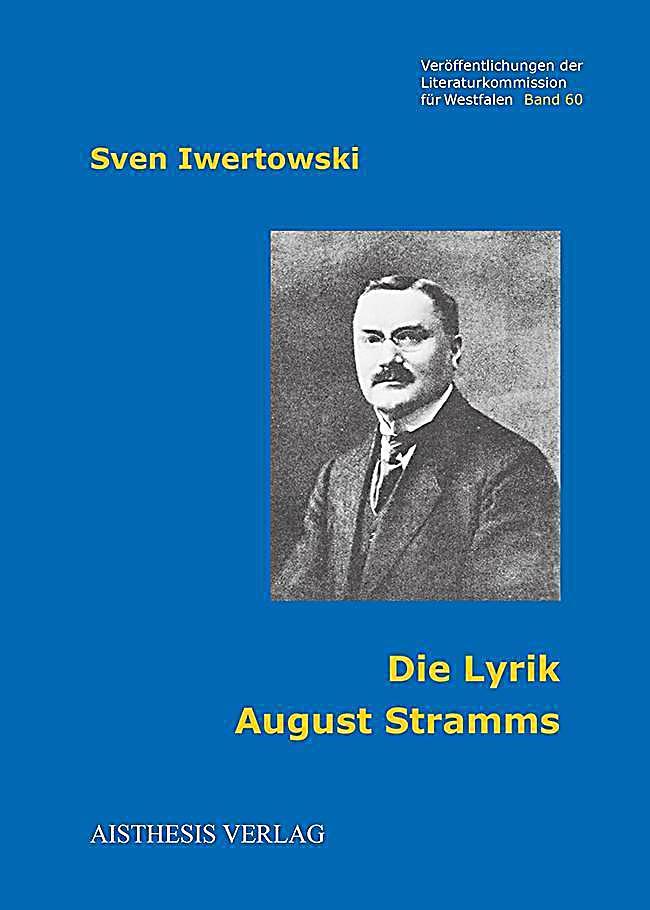 Image of Die Lyrik August Stramms