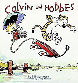 Image of Calvin and Hobbes