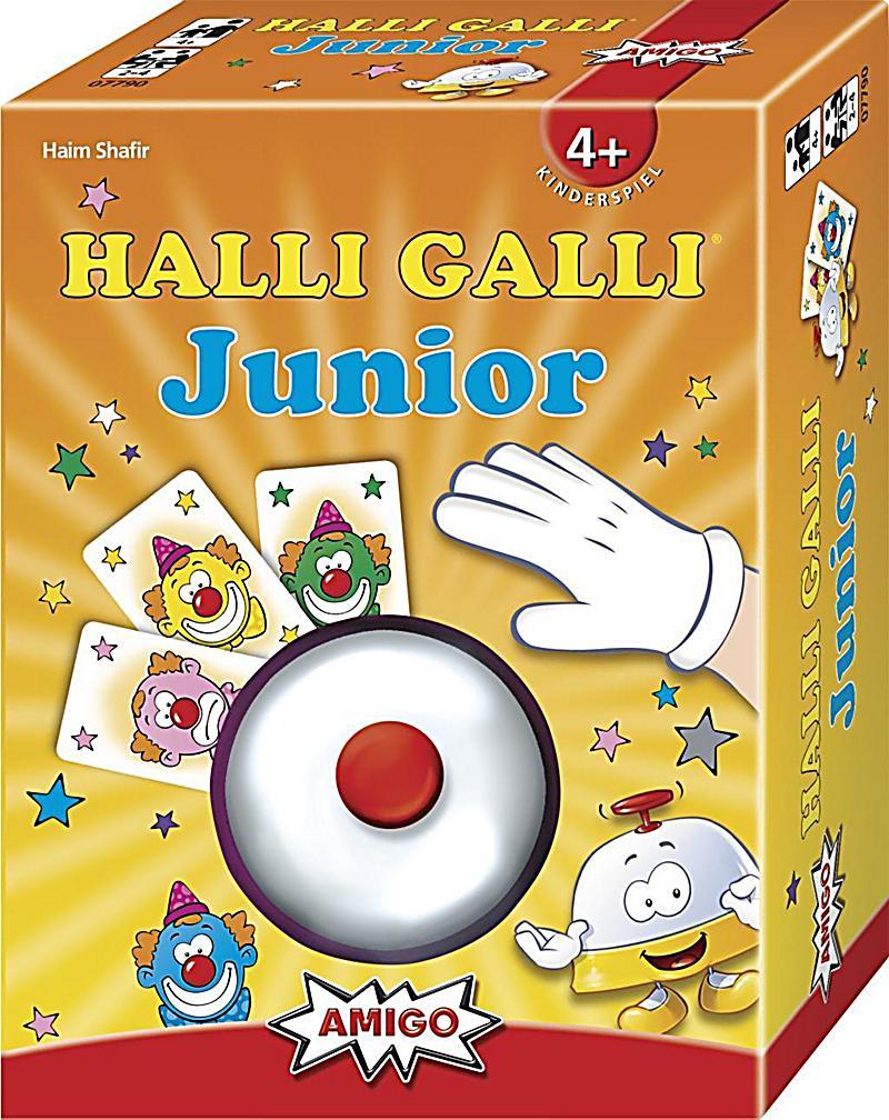 """Image of Amigo """"Halli Galli Junior"""", Kinderspiel"""