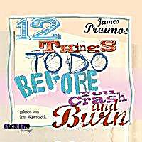 Image of 12 things to do before you crash and burn, 1 Audio-CD