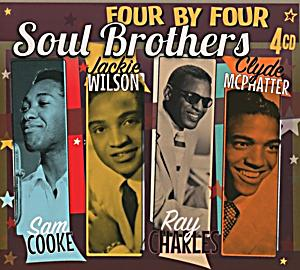 Image of Four By Four - Soul Brothers
