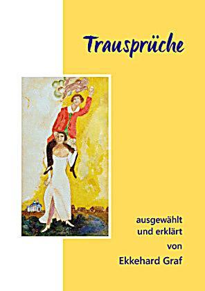 Image of Trausprüche ausgewählt und erklärt