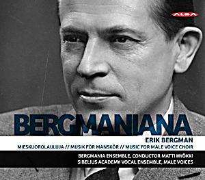 Image of Bergmaniana: Werke Für Männerchor