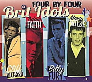 Image of Four By Four-Brit Idols