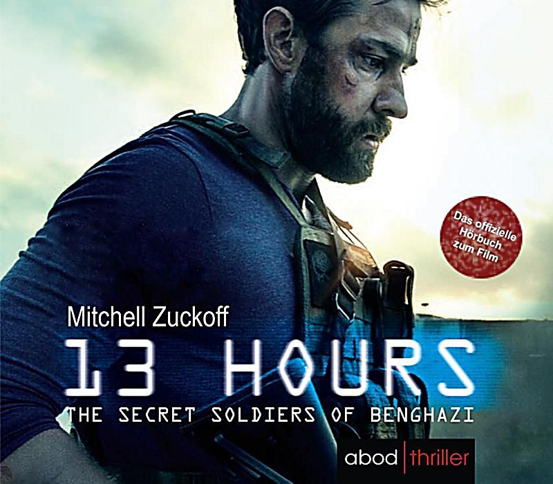 Image of 13 Hours, 10 Audio-CDs