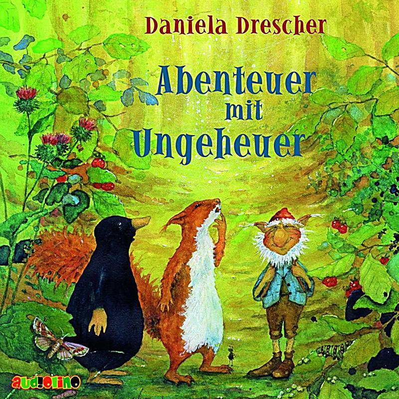Image of Abenteuer mit Ungeheuer, 1 Audio-CD