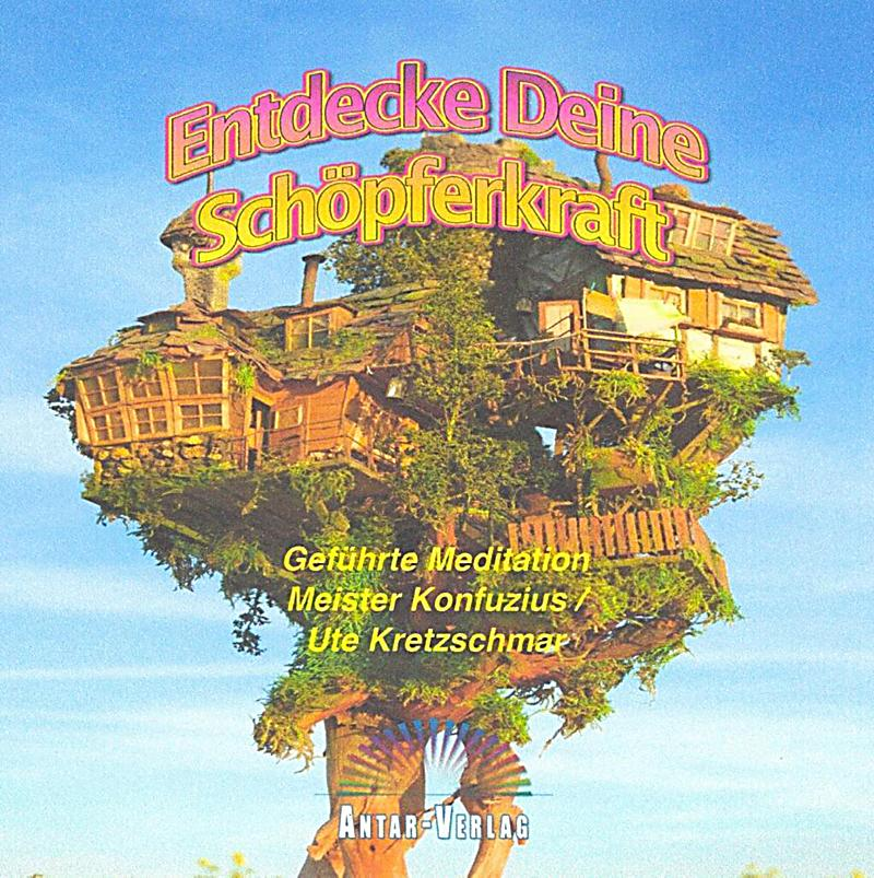 Image of Entdecke Deine Schöpferkraft, 1 Audio-CD