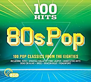 Image of 100 Hits - 80s Pop