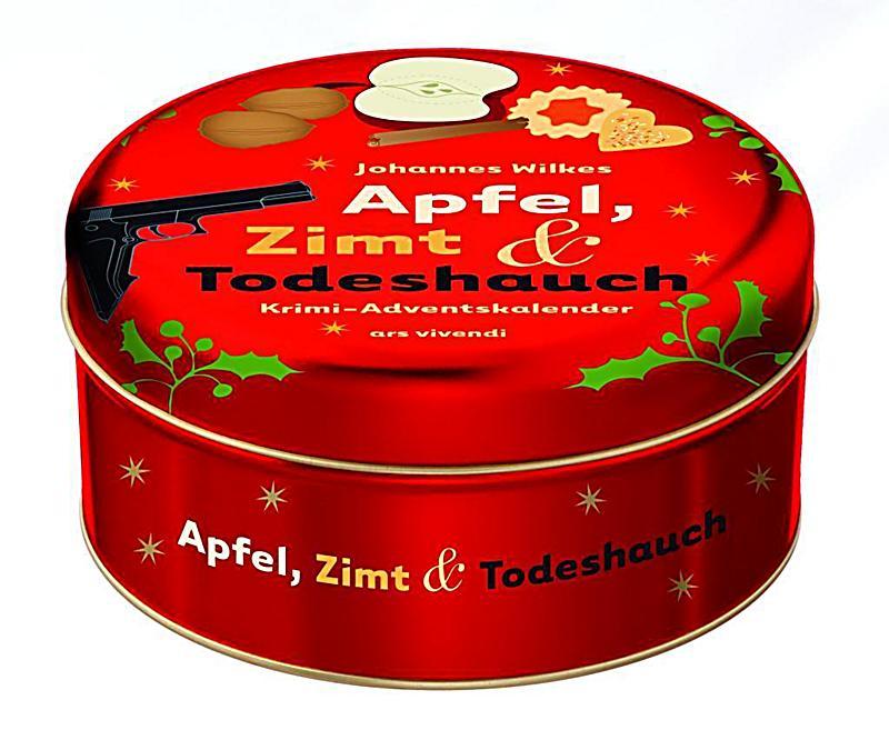 Image of Apfel, Zimt und Todeshauch 2017