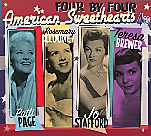 Image of Four By Four - American Sweethearts