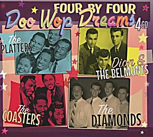 Image of Four By Four - Doo Wop Dreams