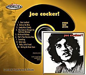 Image of Joe Cocker