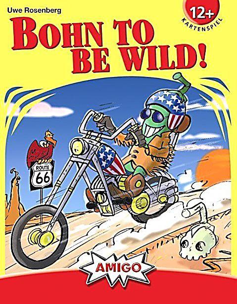 Image of Bohn to be wild! (Kartenspiel)