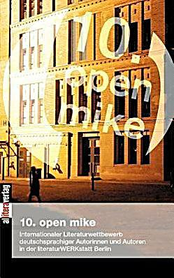 Image of 10. open mike