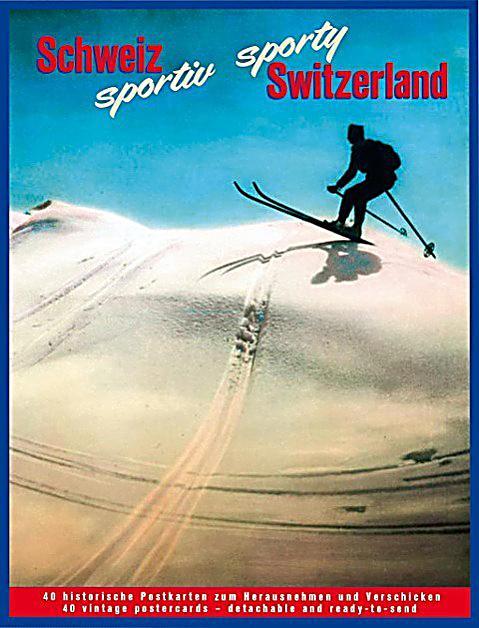 Image of Schweiz sportiv - sporty Switzerland