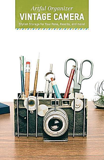 Image of Artful Organizer: Vintage Camera