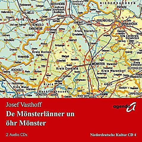 Image of De Mönsterlänner un öhr Mönster, 2 Audio-CDs