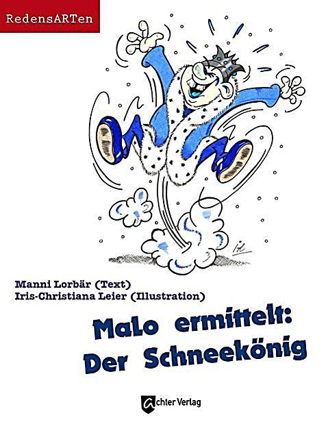 Image of MaLo ermittelt: Der Schneekönig