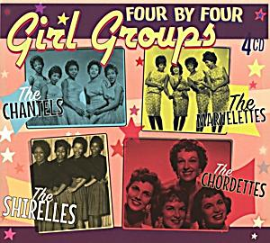 Image of Four By Four - Girl Groups