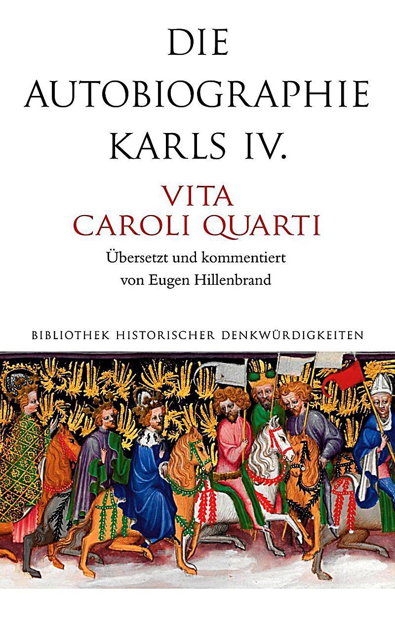Image of Die Autobiographie Karls IV.