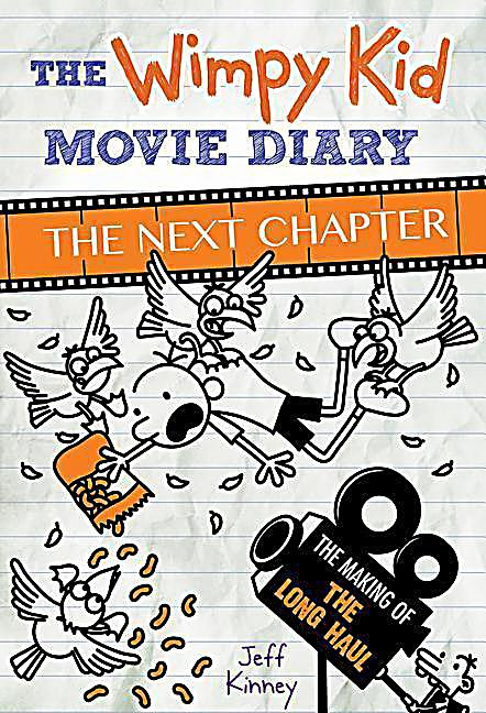 Image of The Wimpy Kid Movie Diary - The Next Chapter