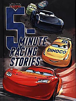 Image of 5-Minute Racing Stories