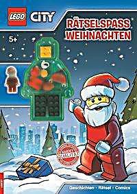 Image of LEGO City Rätselspaß Weihnachten
