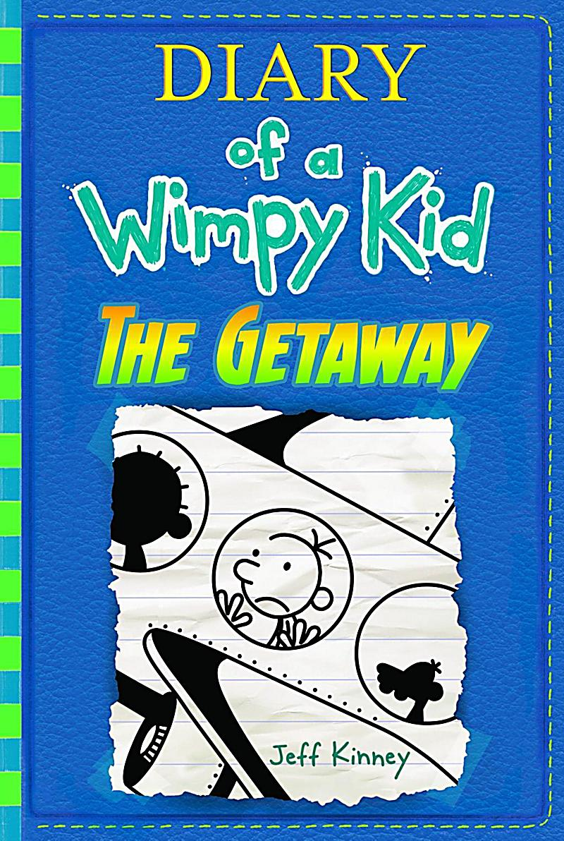 Image of Diary of a Wimpy Kid - The Getaway