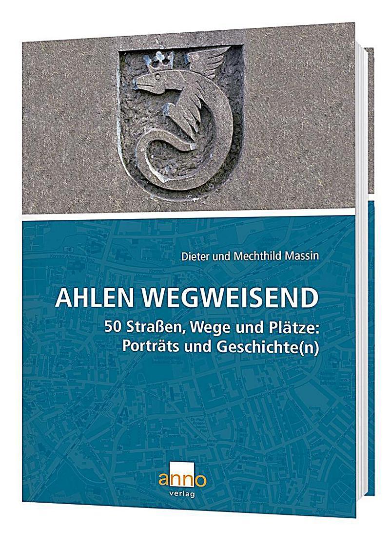 Image of Ahlen wegweisend